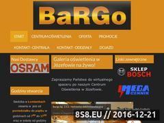Miniaturka domeny bargo.pl