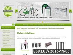 Miniaturka domeny bariery-miejskie.pl