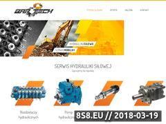 Miniaturka domeny bartech-serwis.pl