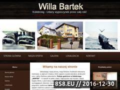 Miniaturka domeny bartek.kolobrzeg.pl