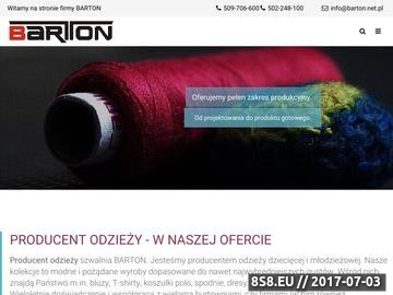 Zrzut strony Przeszycia Łódź