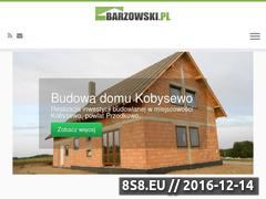 Miniaturka domeny www.barzowski.pl