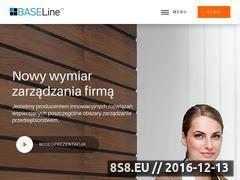 Miniaturka domeny www.baseline.pl
