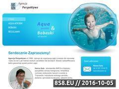 Miniaturka domeny www.basen.pomorskie.pl