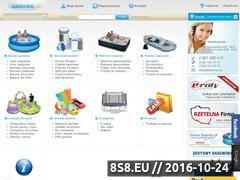 Miniaturka domeny www.baseneo.pl