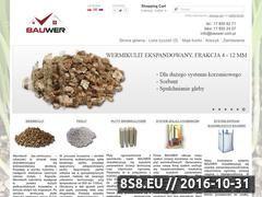 Miniaturka domeny bauwer.com.pl
