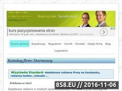 Miniaturka bazafirmy.pl (Darmowy katalog firm oraz reklama w social media)