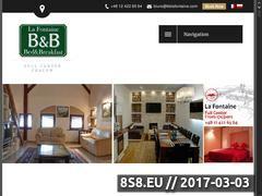 Miniaturka domeny www.bblafontaine.com