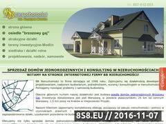Miniaturka domeny www.bbnieruchomosci.pl