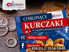 Miniaturka domeny www.bbpanierka.pl