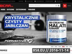 Miniaturka domeny www.bcaa.pl