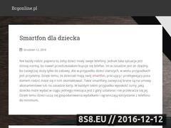 Miniaturka domeny www.bcgonline.pl