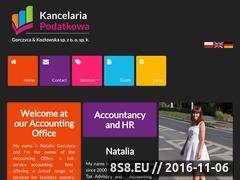 Miniaturka domeny www.bde-intrata.pl