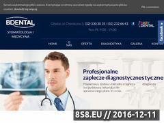 Miniaturka domeny bdental.pl
