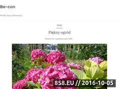 Miniaturka domeny be-con.pl