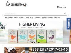 Miniaturka Kawy organiczne, herbaty organiczne i kawy ziarniste (beanscoffee.pl)