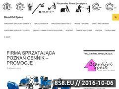 Miniaturka domeny beautifulspace.pl