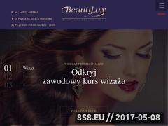 Miniaturka domeny beautylux.com.pl