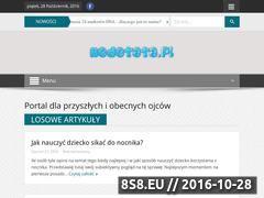 Miniaturka bedetata.pl (Zestaw porad i przydatnych informacji dla ocjów)