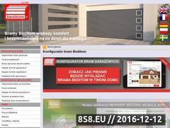 Miniaturka domeny www.beditom.com.pl