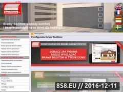 Miniaturka domeny www.beditom.pl