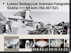 Miniaturka domeny www.bednarczykpolska.strefa.pl