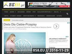 Miniaturka domeny befit.pl