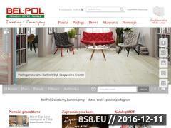 Miniaturka domeny www.bel-pol.pl