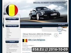 Miniaturka domeny www.belgia.autokomisy.biz