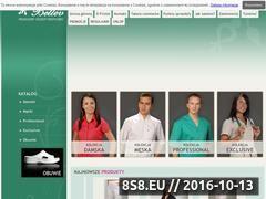Miniaturka domeny www.bellev.pl