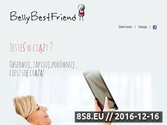 Miniaturka domeny bellybestfriend.pl