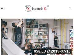 Miniaturka benchk.com (Drabinki gimnastyczne dla dzieci i dorosłych)