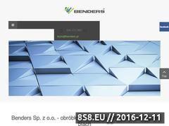 Miniaturka domeny www.benders.pl