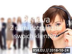 Miniaturka domeny beneva.pl