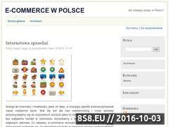 Miniaturka domeny www.benler-shops.pl