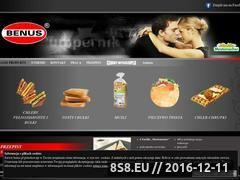 Miniaturka domeny www.benus.pl