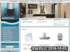 Miniaturka domeny www.berdsen.pl