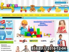 Miniaturka domeny berney-toys.pl