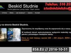 Miniaturka domeny beskidstudnie.pl