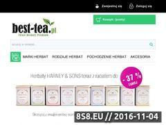 Miniaturka domeny best-tea.pl
