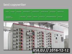 Miniaturka domeny www.bestcopywriter.pl