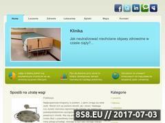 Miniaturka domeny www.bestmedpolna.pl