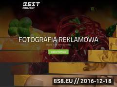 Miniaturka domeny www.bestproject.pl