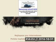 Miniaturka domeny besttime.top-100.pl