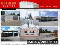 Miniaturka domeny betblok.pl