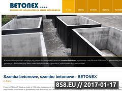 Miniaturka domeny betonex.net