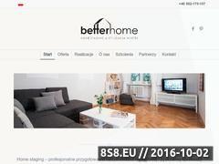 Miniaturka domeny betterhome.pl
