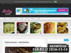 Miniaturka domeny bettycook.pl