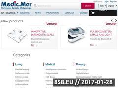 Miniaturka domeny www.beurer.pl