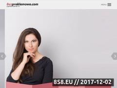 Miniaturka bezproblemowo.com (Internetowy psycholog)